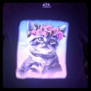 Other - Time 2 Shine Cat Shirt